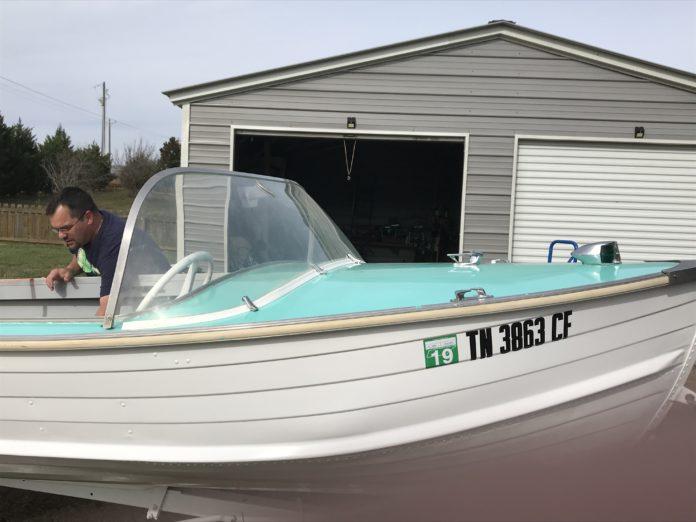 1960 Starcraft Boat