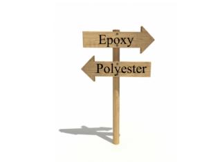 Epoxy vs Polyester